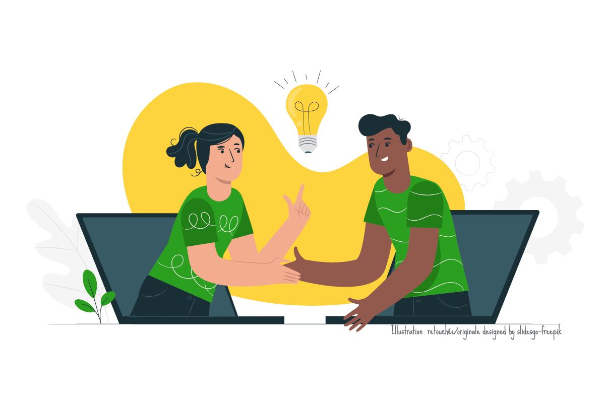 Devenir mentor et échanger avec son persona